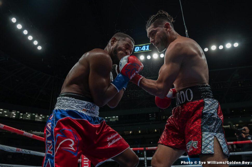 Gilberto Ramirez, Javier Fortuna, Joseph Diaz Jr, Sullivan Barrera - Boxing News