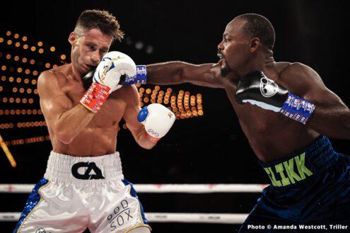 Michael Hunter, Mike Wilson - Boxing News