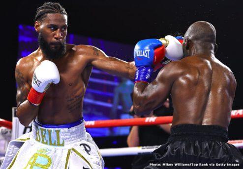 Andrew Maloney, Joshua Franco - Boxing Results