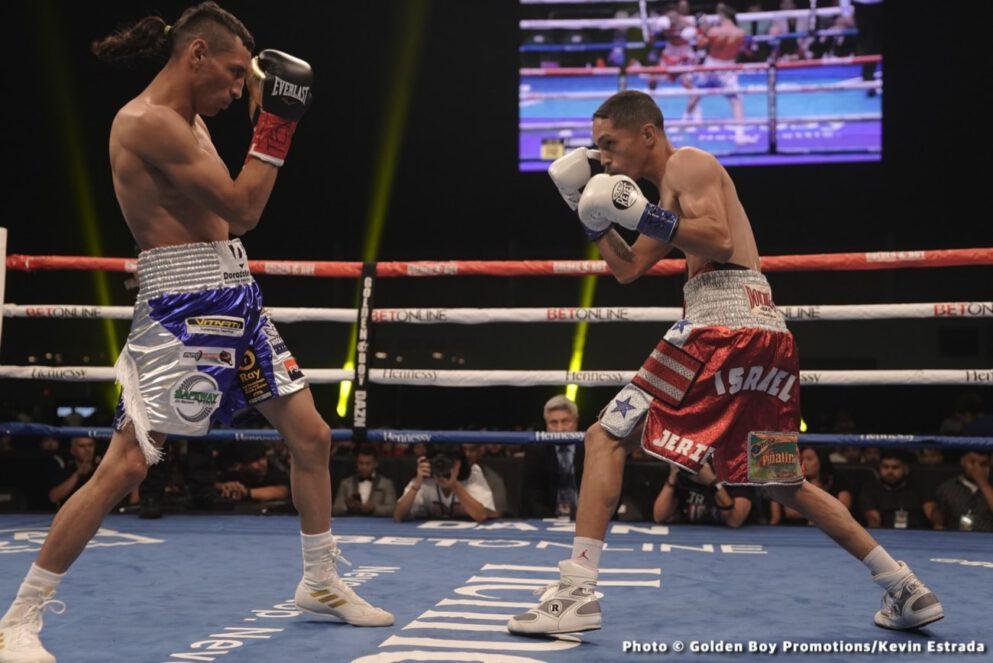 Egidijus Kavaliauskas, Vergil Ortiz Jr. - Boxing News