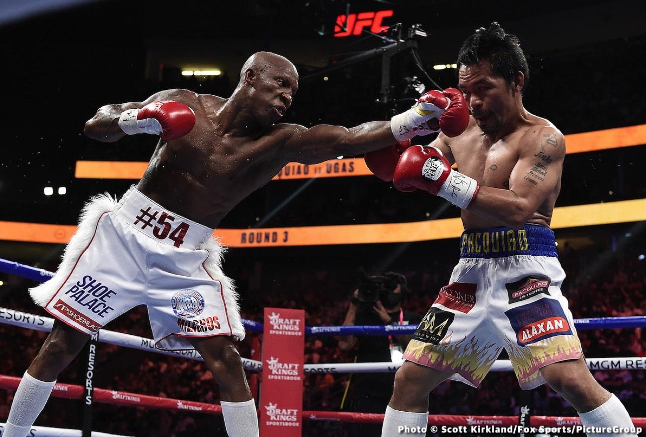 Yordenis Ugas - Boxing News