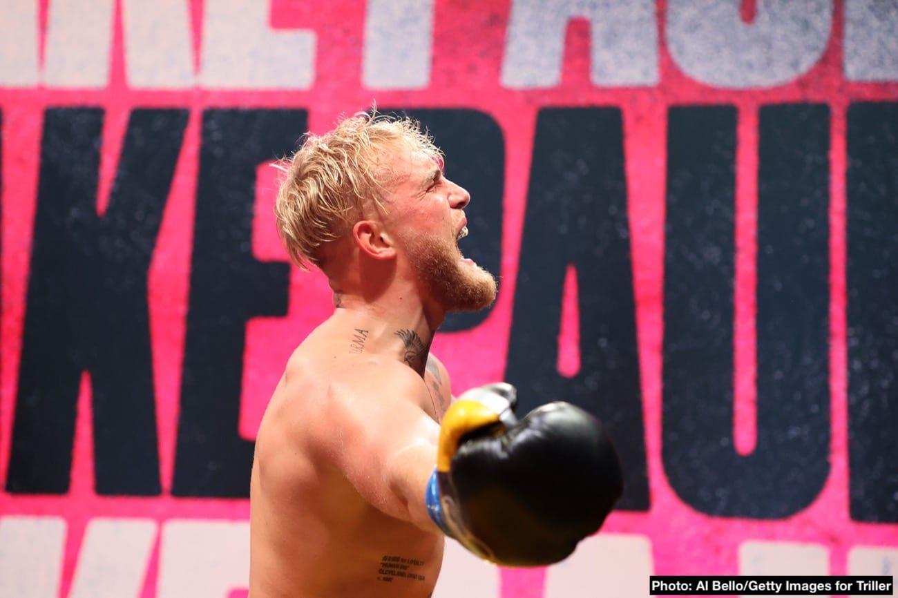 Jake Paul - Boxing News