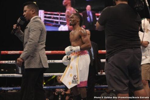 Vergil Ortiz Jr. - Boxing Results
