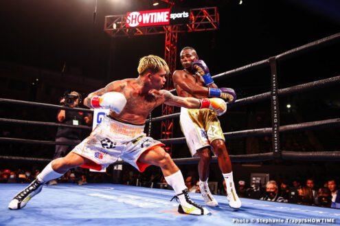 Guillermo Rigondeaux, John Riel Casimero - Boxing News