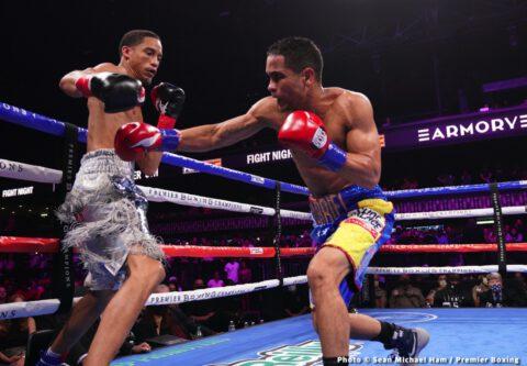 Devon Alexander, Eimantas Stanionis, Gabriel Maestre, Luis Collazo, Luke Santamaría, Mykal Fox - Boxing Results