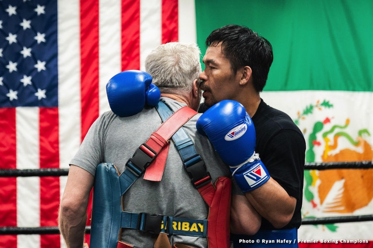 Freddie Roach, Manny Pacquiao - Boxing News