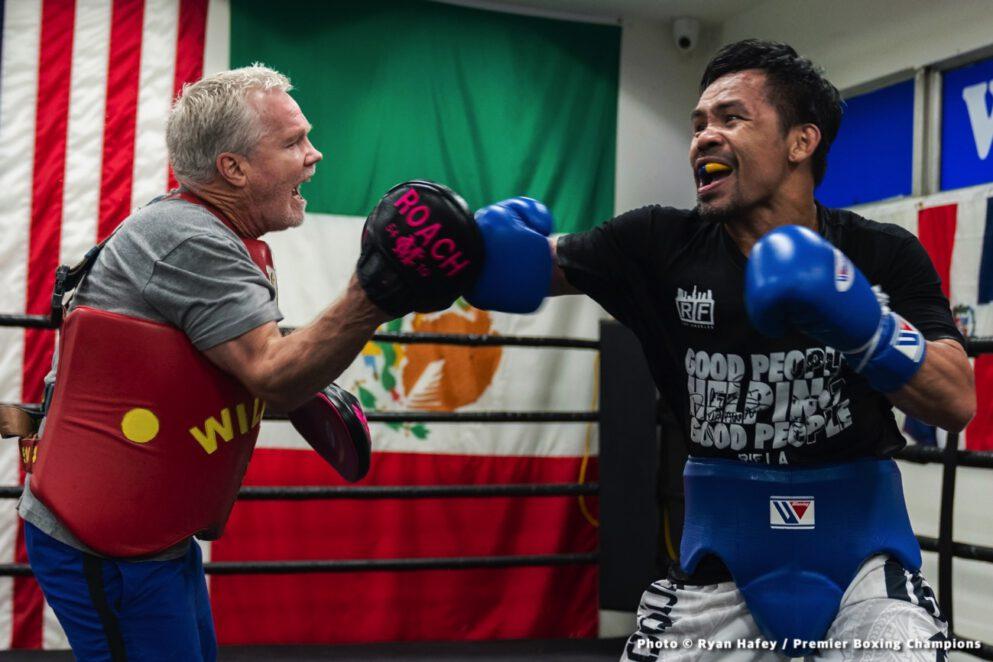 Manny Pacquiao - Boxing News