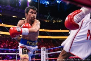 Manny Pacquiao announces retirement at 42