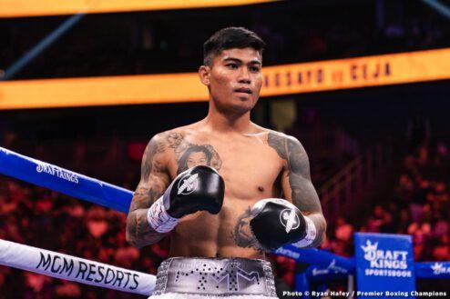 Mark Magsayo - Boxing News
