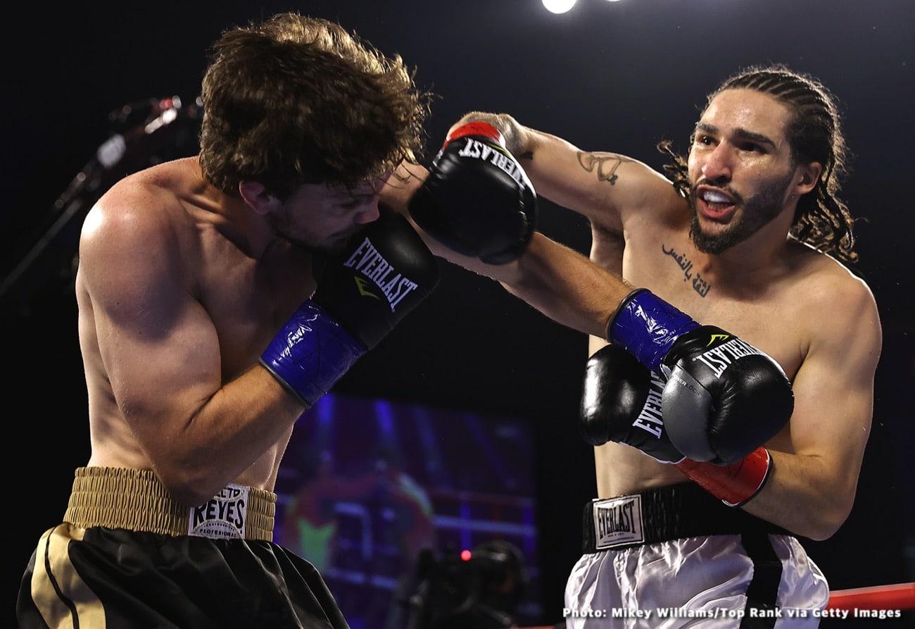 Nico Ali Walsh - Boxing News
