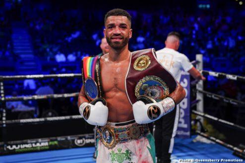 Akeem Ennis-Brown, Sam Maxwell - Boxing News