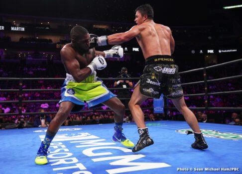 Jonnie Rice, Michael Coffie, Vito Mielnicki Jr - Boxing News