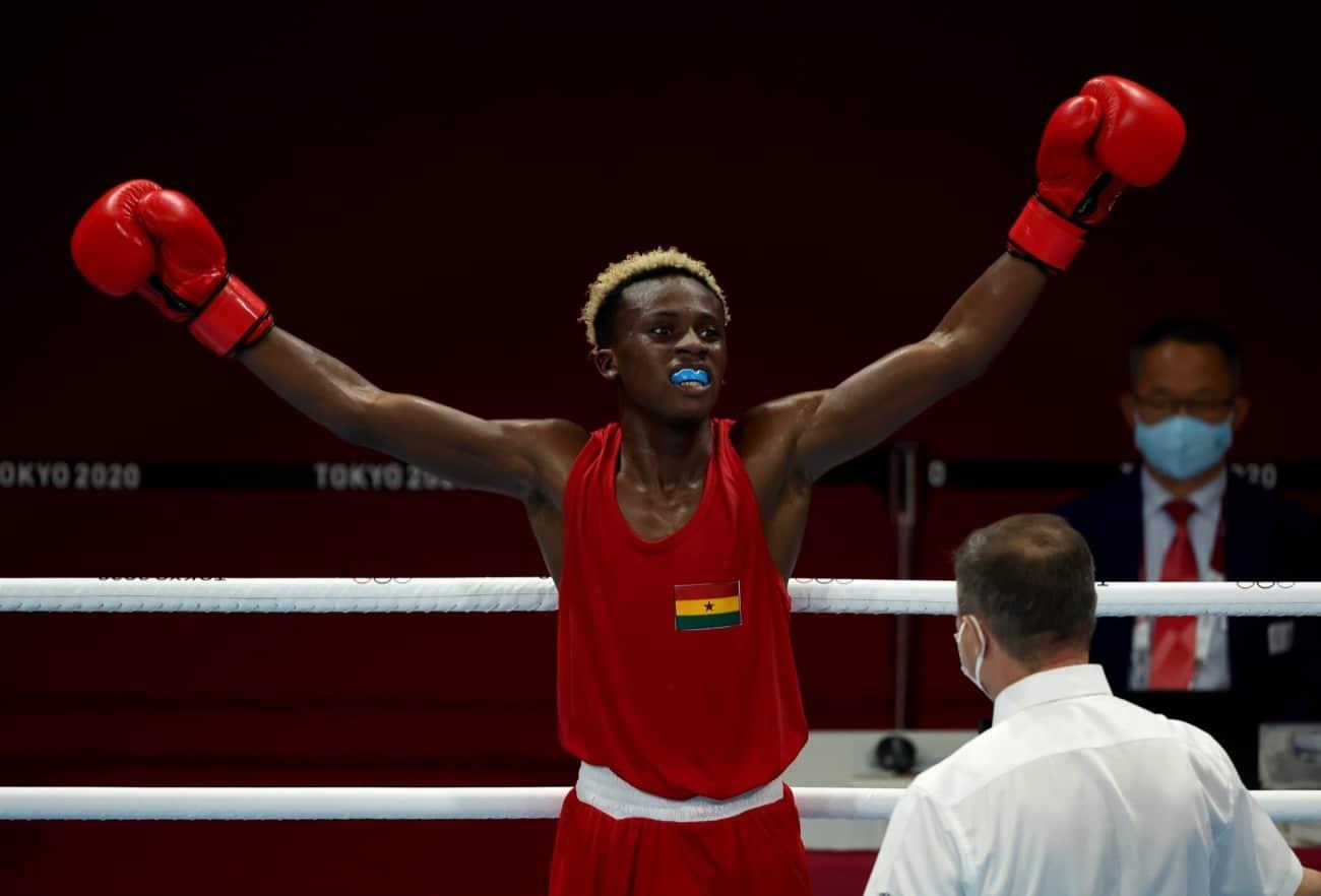 Samuel Takyi - Boxing News