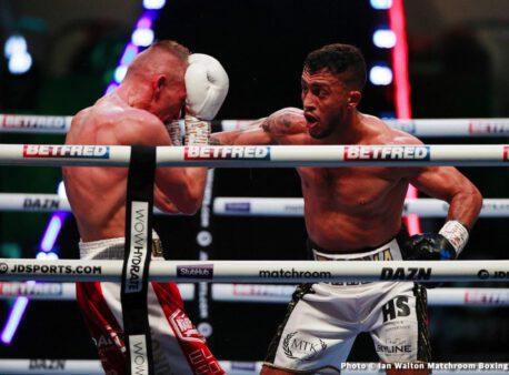 Joshua Buatsi, Ricards Bolotniks - Boxing Results