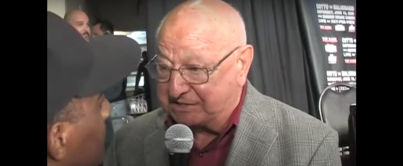 Angelo Dundee - Boxing History