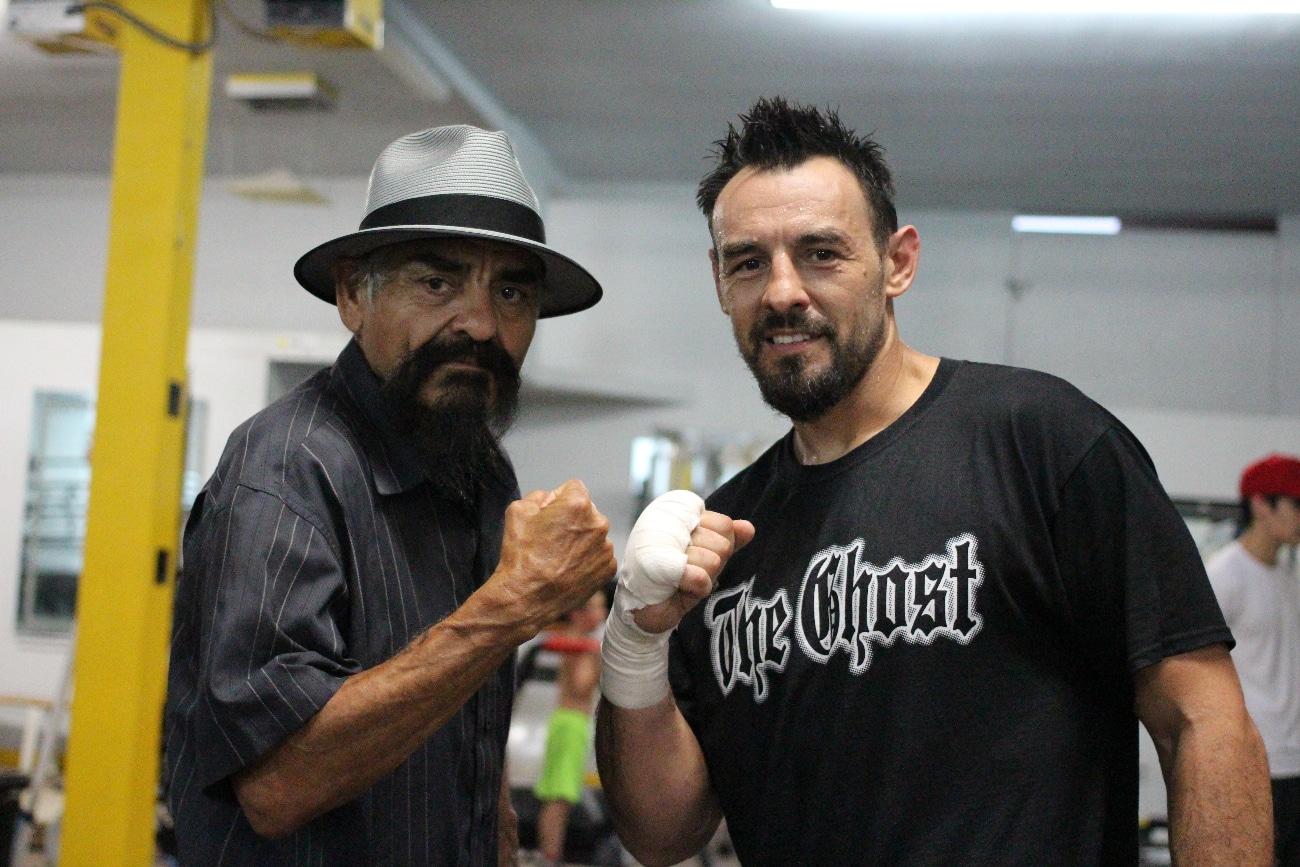 Robert Guerrero, Victor Ortiz - Press Room