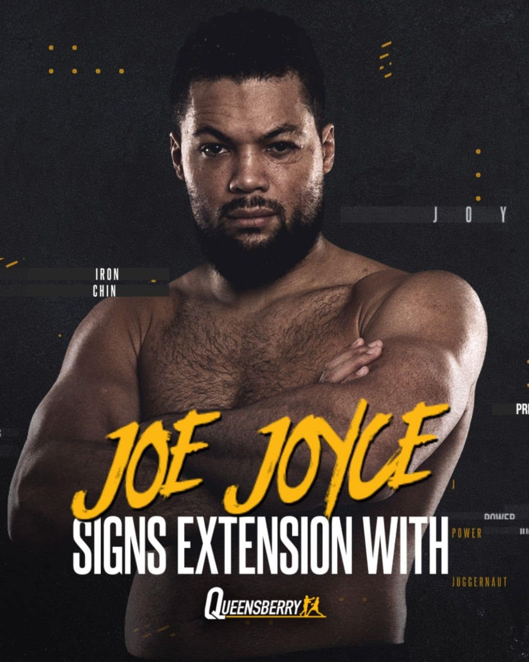 Joe Joyce - Joe Joyce