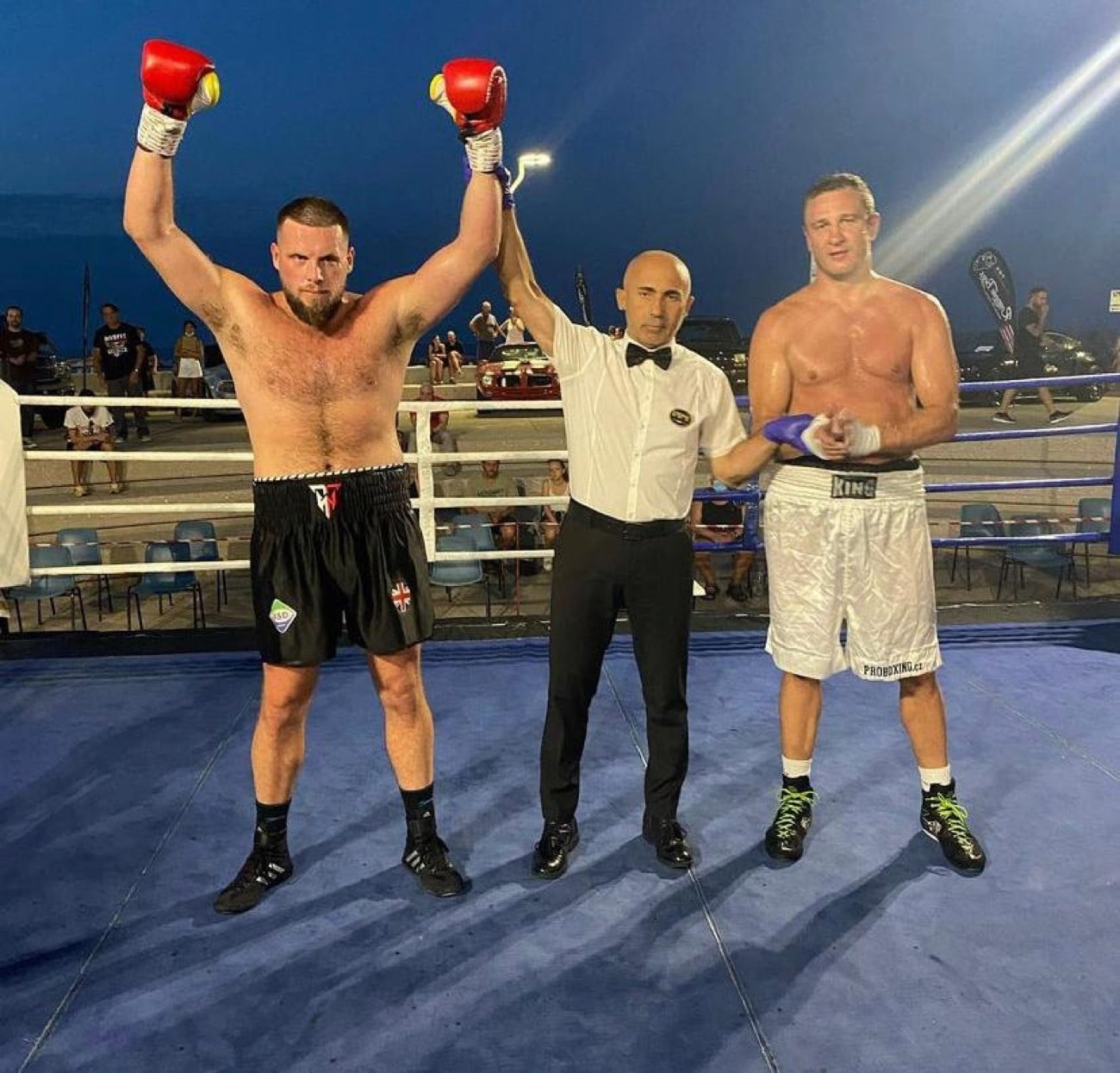 Tommy Welch - Boxing Results