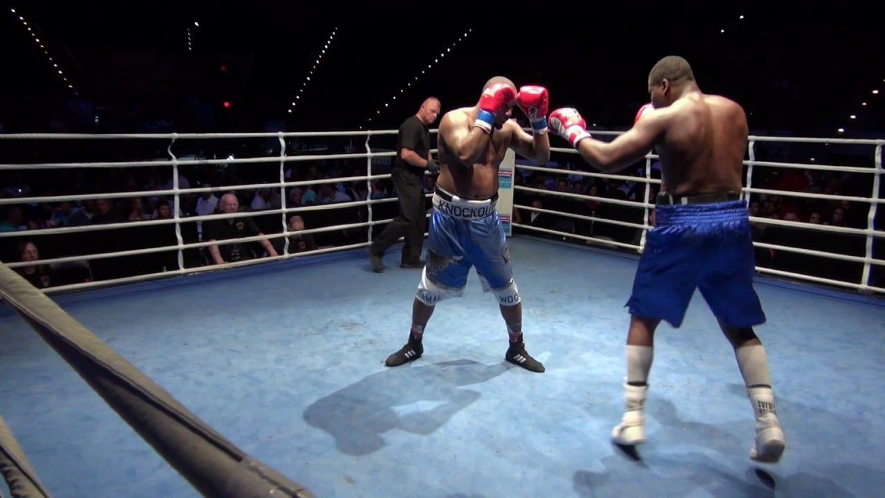 Jamal Woods - Boxing News