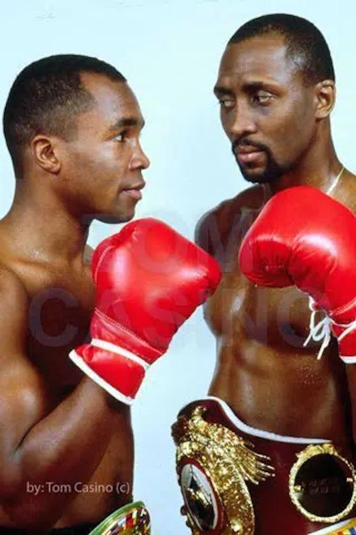 Sugar Ray Leonard, Thomas Hearns - Boxing History