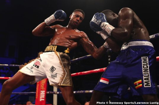 Isaac Chamberlain, River Wilson Bent, Sam Egginton, Shakan Pitters, Tommy Welch - Boxing Results