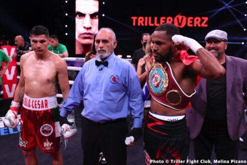 Danielito Zorrilla, Michael Dutchover, Nahir Albrigh, Pablo Cesar Cano - Boxing Results