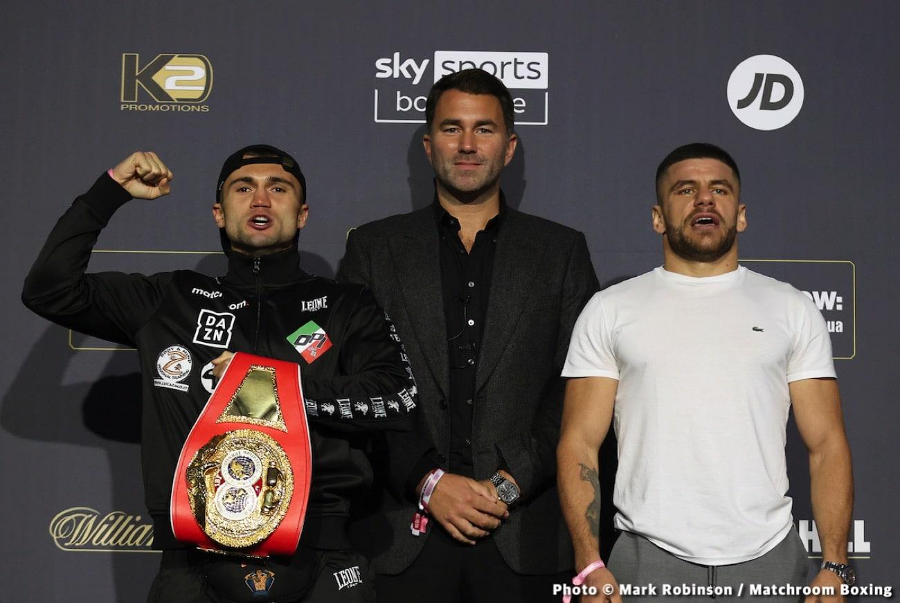 Florian Marku, Maxim Prodan - Boxing News