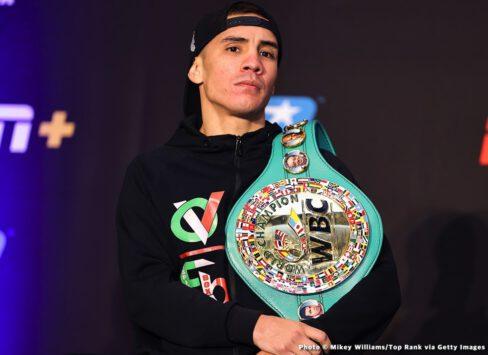 Gabriel Flores Jr, Luis Alberto Lopez, Óscar Valdez, Robson Conceição - Boxing News