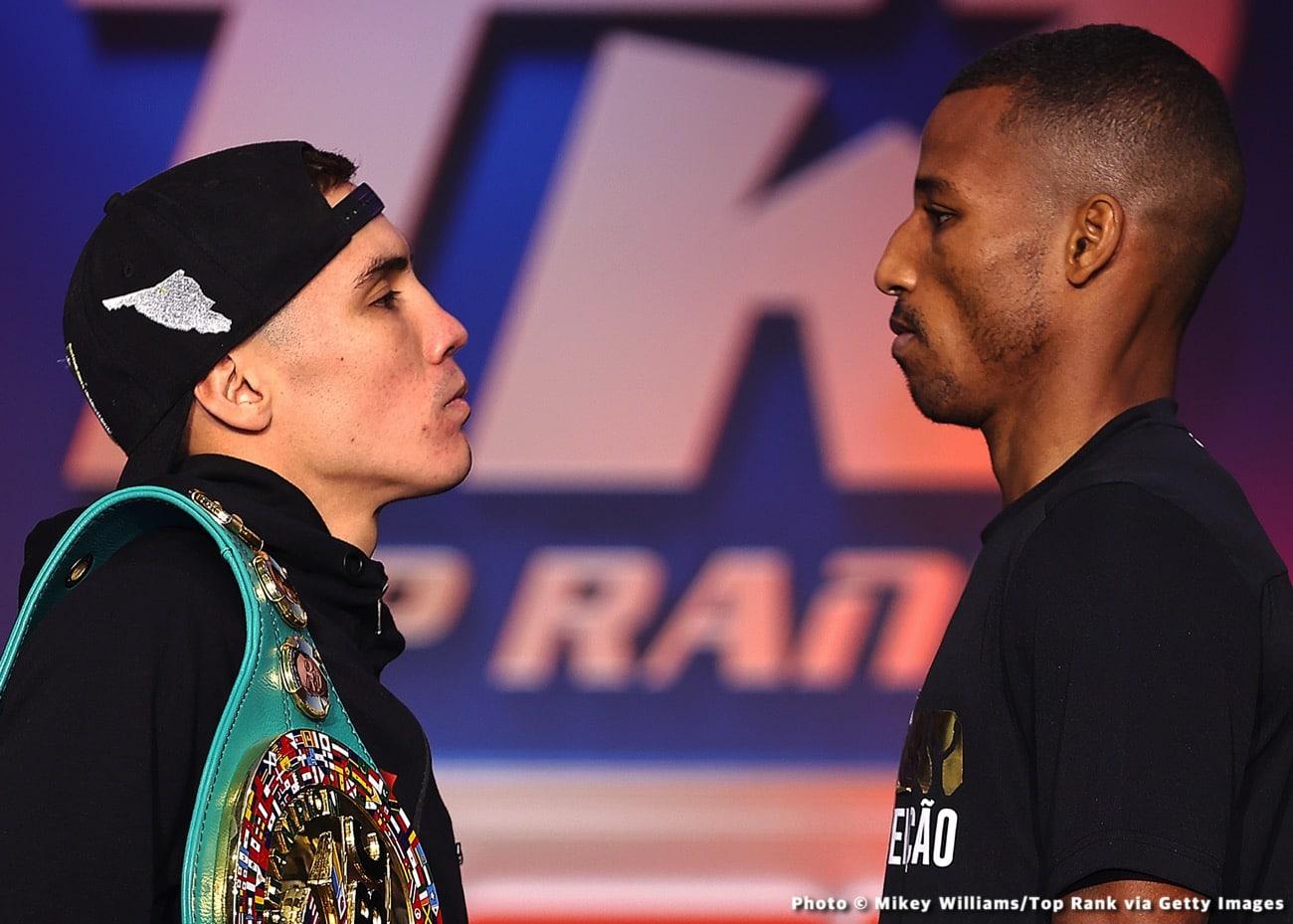 Óscar Valdez - Boxing News
