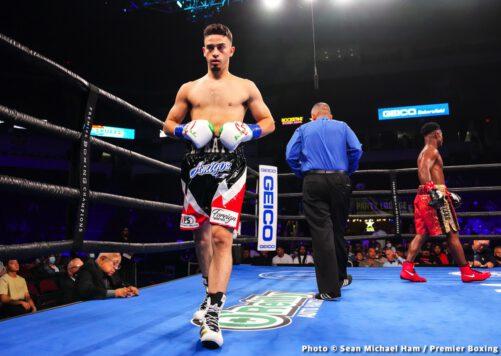 Deiner Berrio, Jose Valenzuela - Boxing Results
