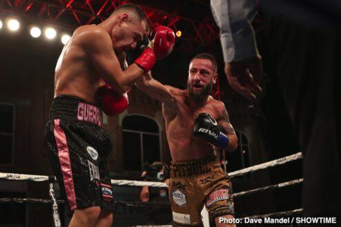 Ja'Rico O'Quinn, Saul Sanchez - Boxing News