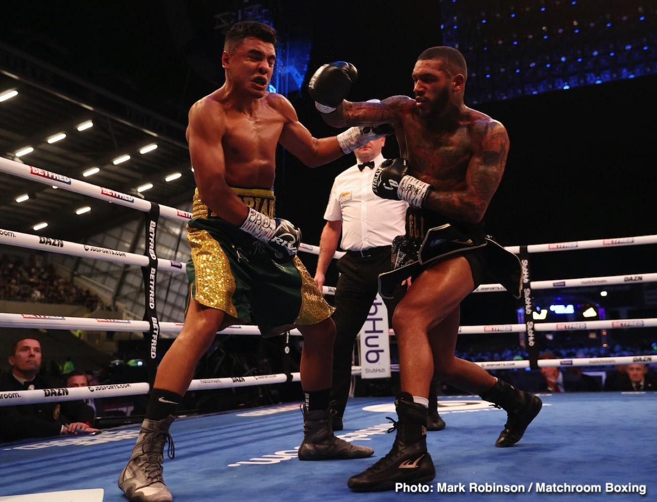 Adrian Granados, Conor Benn - Boxing News