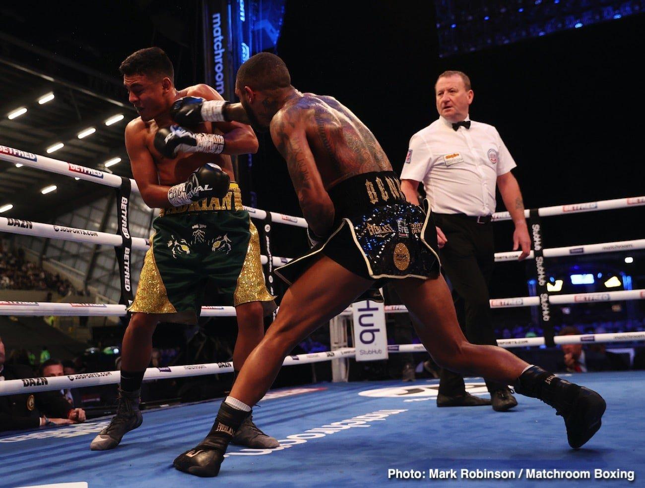Conor Benn, David Avanesyan - Boxing News