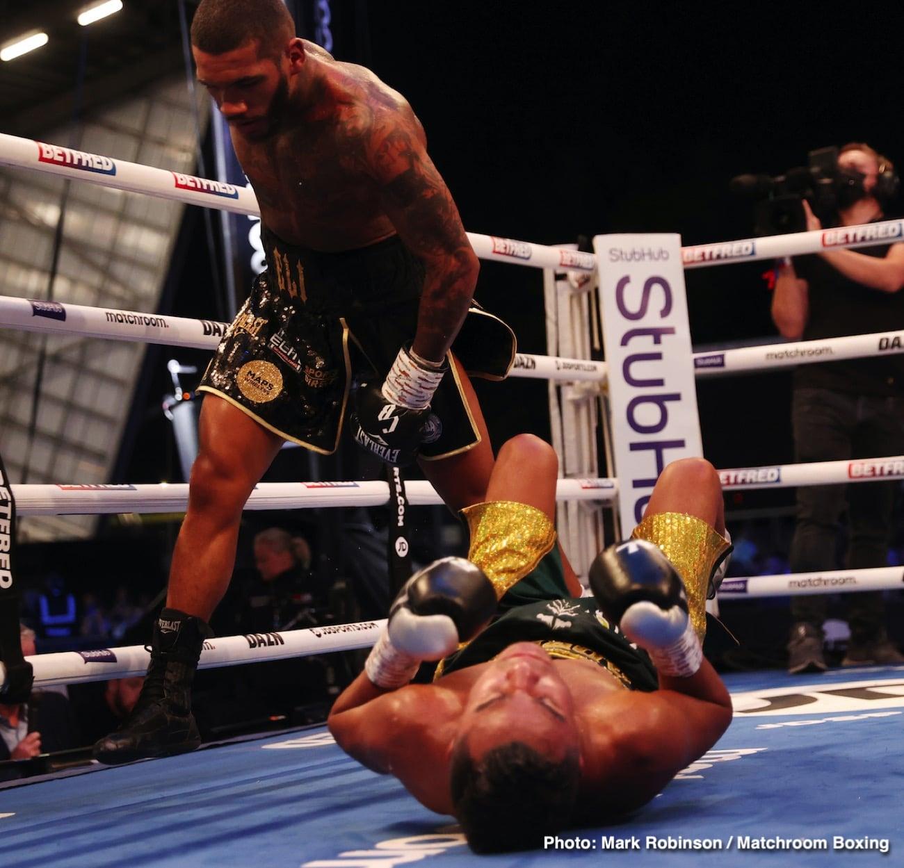 Conor Benn - Boxing News