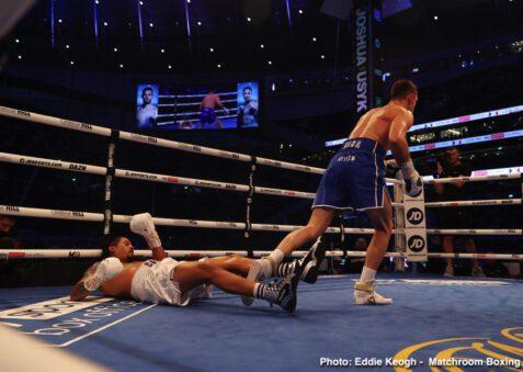 Callum Smith, Lenin Castillo - Boxing News