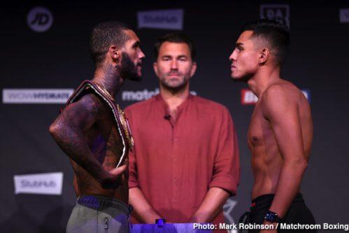 Josh Warrington, Mauricio Lara - Boxing News