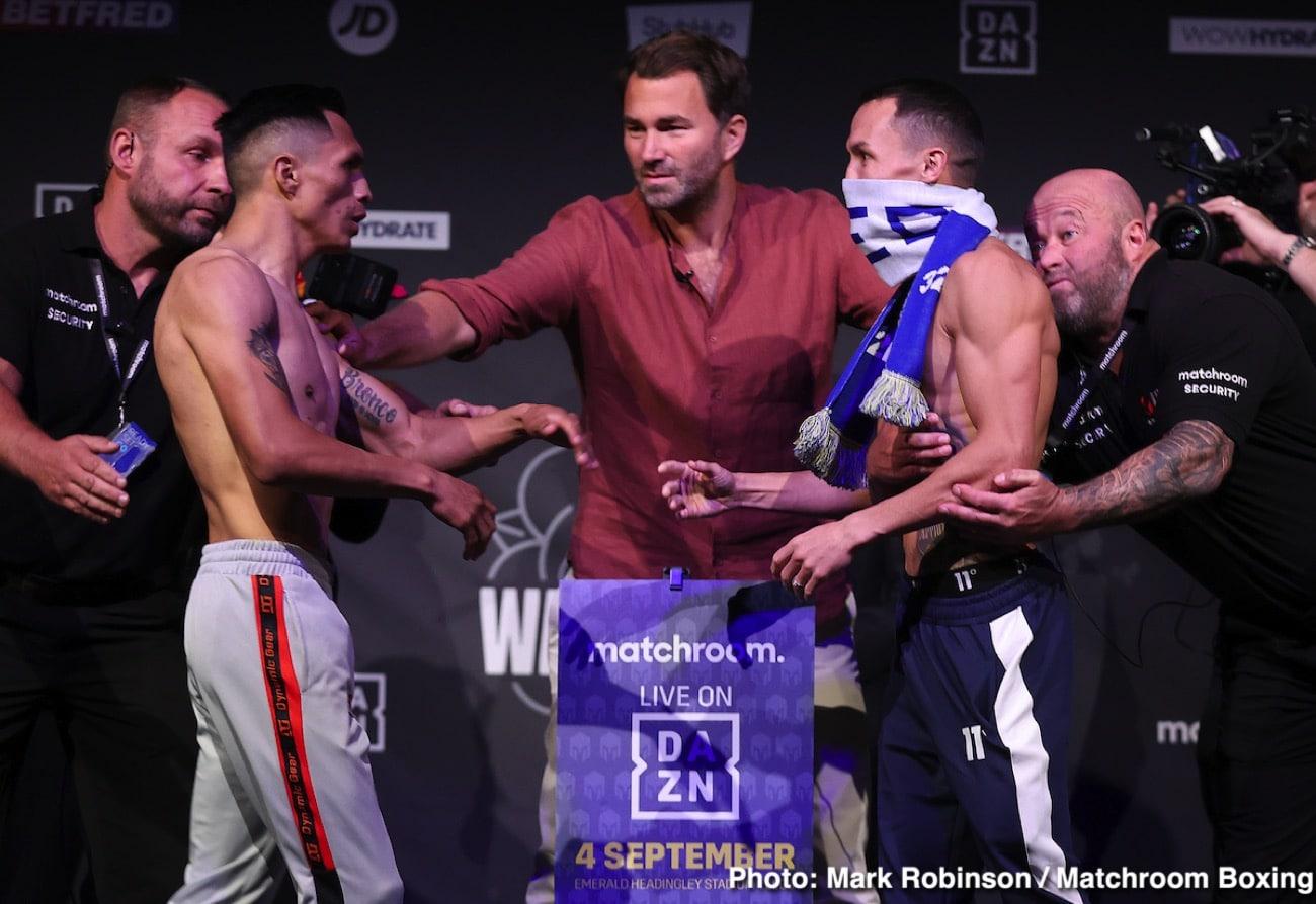 Adrian Granados, Conor Benn, Jennifer Han, Josh Warrington, Katie Taylor, Mauricio Lara - Boxing News
