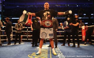 Oleksandr Usyk: 19 Pro Fights To Greatness; And To A Place In The Hall Of Fame