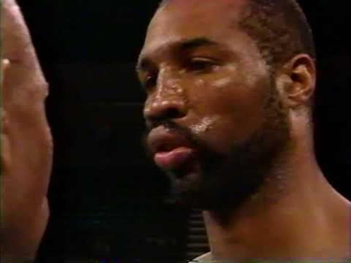 Percy Harris, Roy Jones Jr. - Boxing History