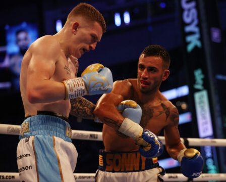 Campbell Hatton, Sonni Martinez - Boxing News