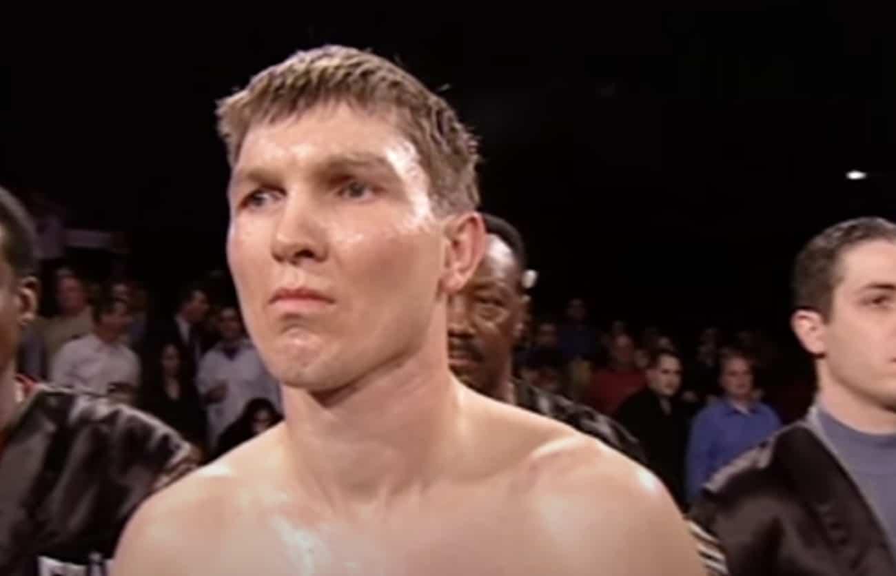 Vassiliy Jirov - Boxing History