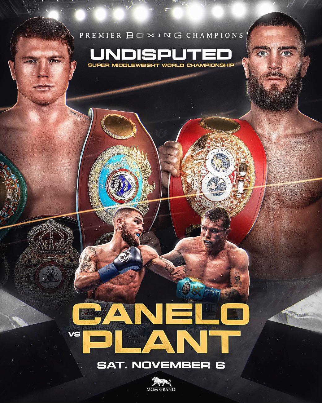 Caleb Plant - Caleb Plant