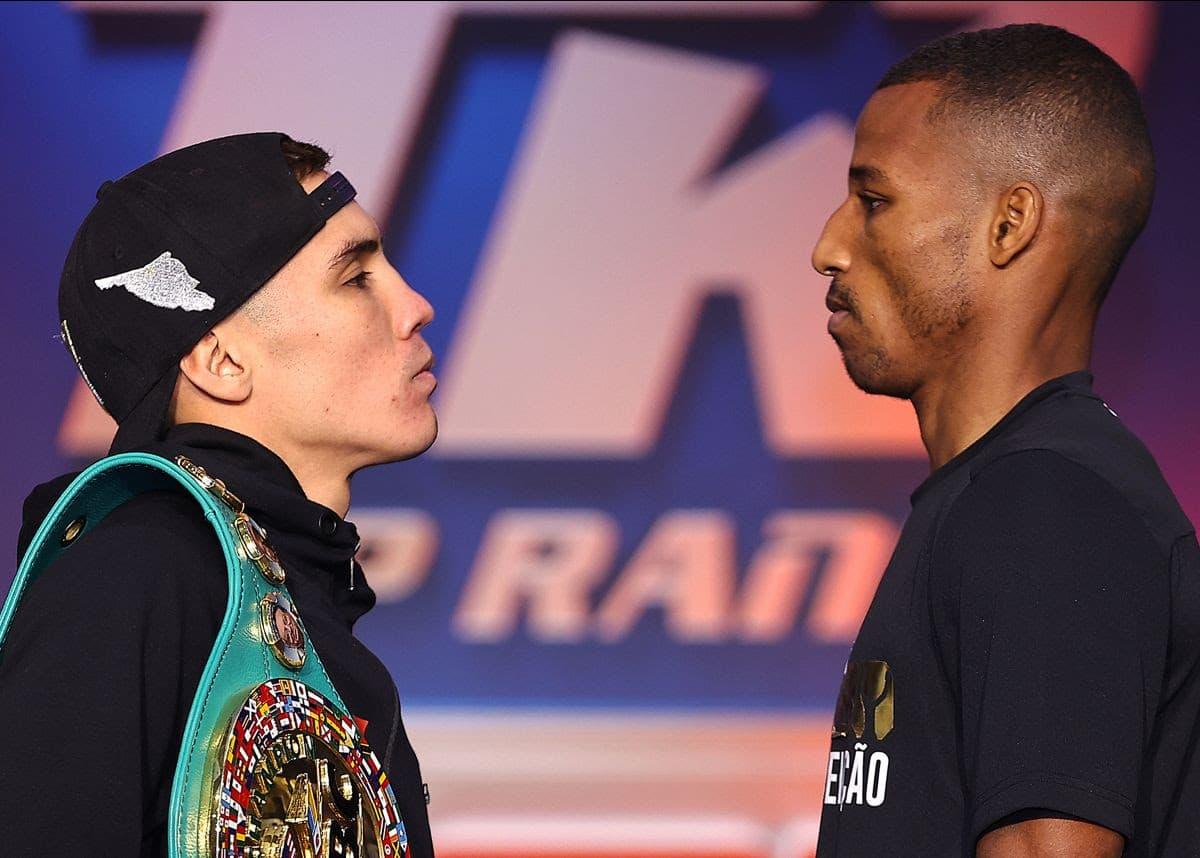 Óscar Valdez, Robson Conceição, Xánder Zayas - Boxing News