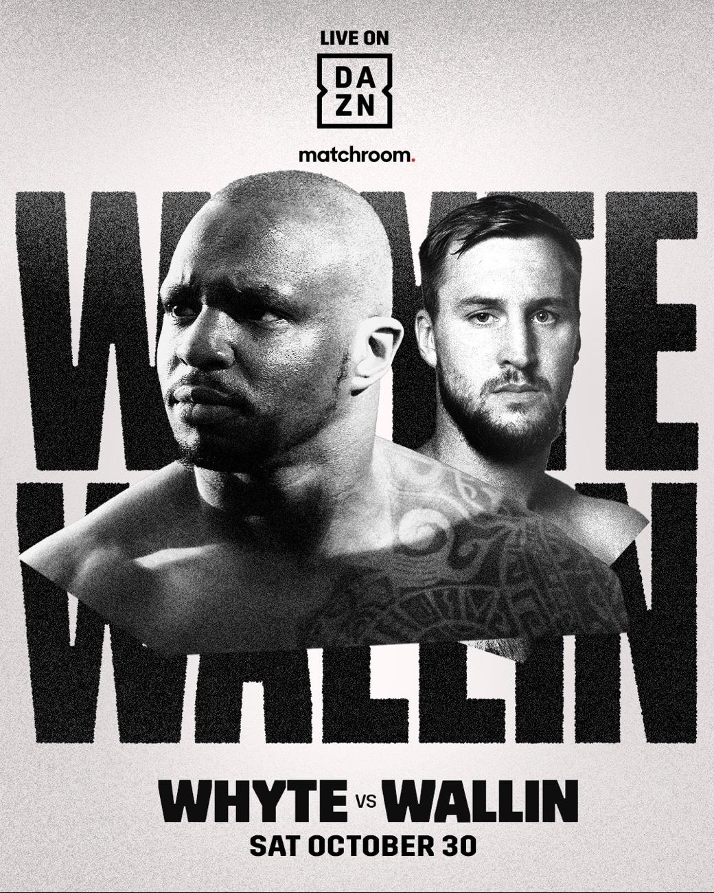 Deontay Wilder, Dillian Whyte, Tyson Fury - Boxing News