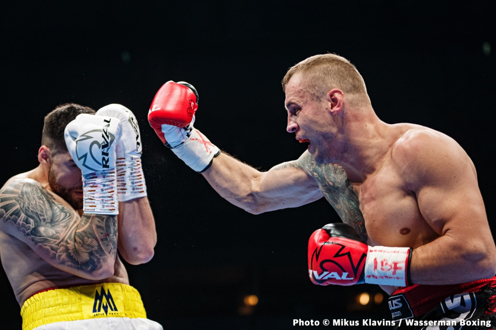 Mairis Briedis - Boxing News