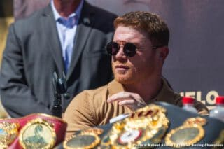 """Canelo Alvarez Says he's Past Trilogy Fight With GGG – """"I'm Doing More Important Things Than Him"""""""