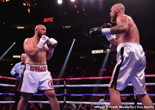 Adam Kownacki, Robert Helenius - Boxing News
