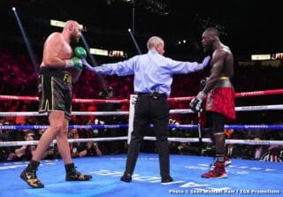 Fury: 'Wilder is done! There's no more Deontay Wilder'