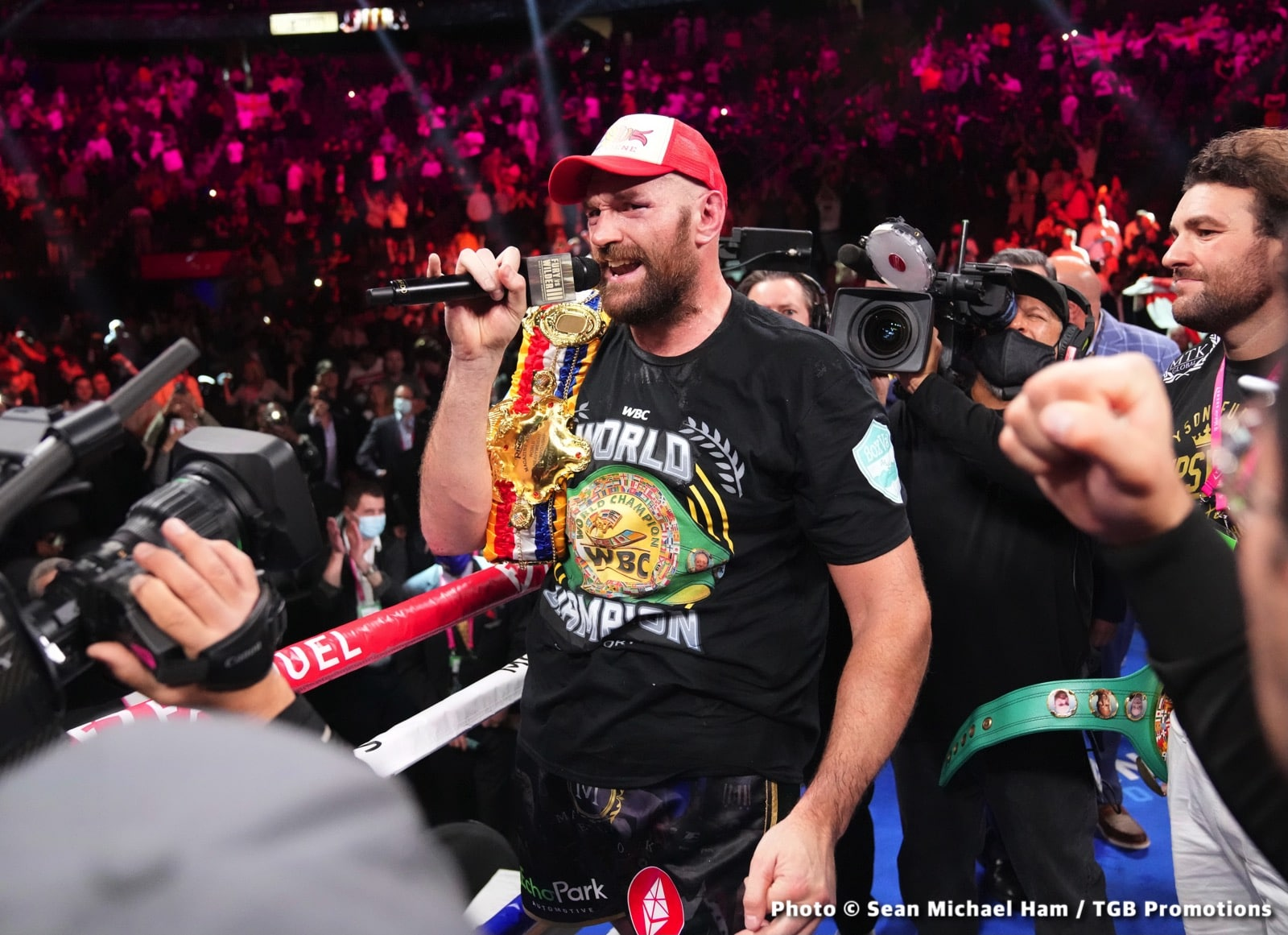 Tyson Fury - Boxing News
