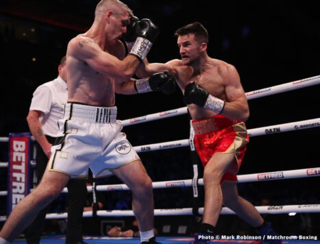 Anthony Fowler, Jamie Mitchell, Liam Smith, Shannon Courtenay, Ted Cheeseman, Troy Williamson - Boxing News